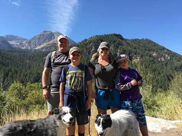 2106 AF Canyon Hike