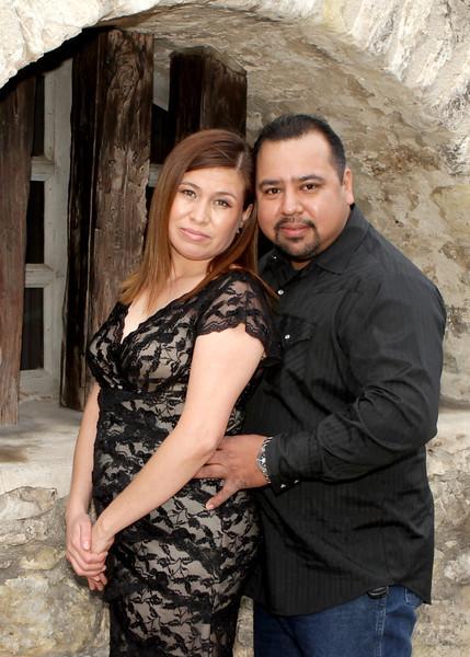 Blanca and Gerardo