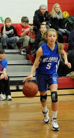 2010-2011 Middle School Basketball