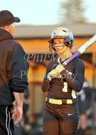 Berks Catholic vs Muhlenberg High School Softball 2012 - 2013