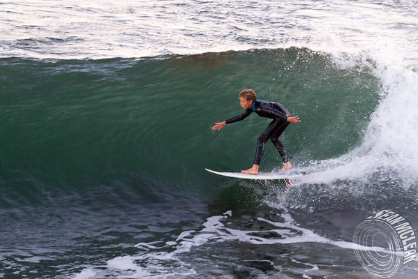 Sample Surf Photography