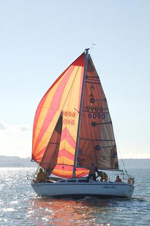 Berkeley Yacht Club Chowder Race 12/17/06