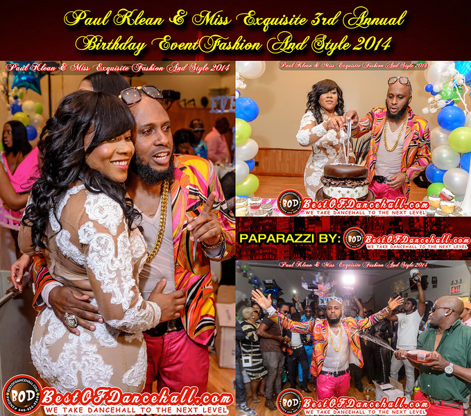 8-16-2014-BROOKLYN-Paul Klean & Miss Exquisite 3rd Annual Birthday Event Fashion And Style 2014