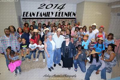2014 BEAN FAMILY REUNION