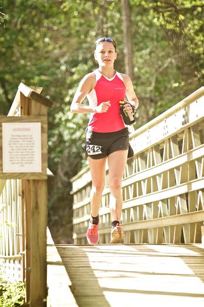 Blind Pig 100, 100k/100mile run in Spartanburg, SC on April 11, 2015.