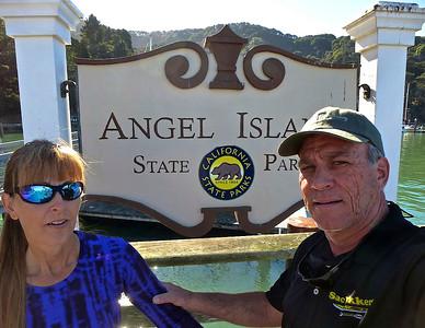 Angel Island Camping