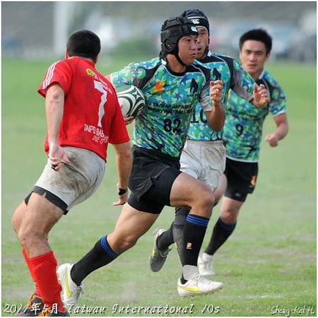 2011台灣國際10s-盤級準決賽-聯合王國聯隊 vs 日本五木(Plate Semi-final-Lions vs Japan Fivewoods)