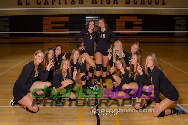 9-10-18 Team Photos Varsity