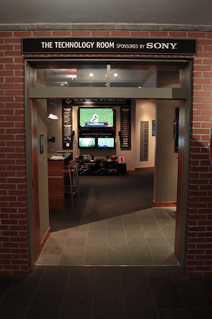 Sony Technology Room