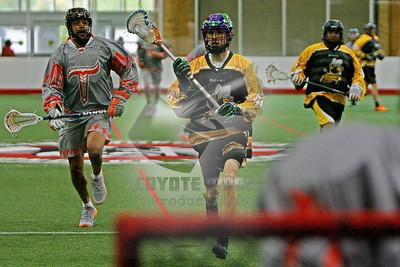 9/29/2016 - Thompson Brothers Lacrosse vs. Syracuse Stingers - LaxAllStars North American Invitational - Tsha' Thoñ'nhes, Onondaga Nation (Onondaga Nation Field House, Nedrow, NY)