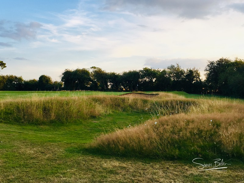 """5th Green """"Links Style"""""""