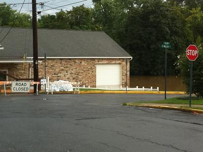2011 Tropical Storm Lee flood