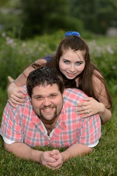 Sarah and Justin
