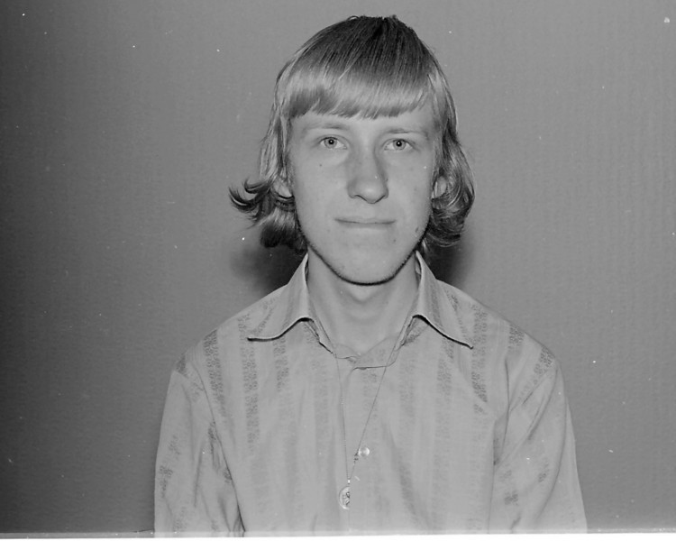 Young Steve Shorey..not sure of the year but prob pre 1970