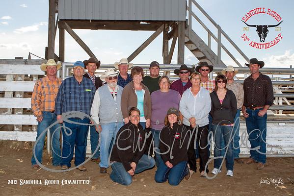 50th Sandhill Rodeo - Hilites