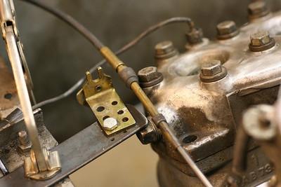 04-24-2011 Quantum One Throttle Linkage