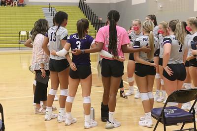October 16, 2020 Varsity Volleyball