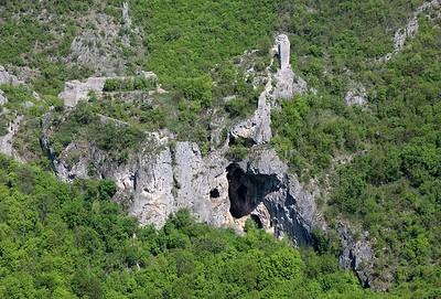 Srbija - Sokobanja, vodopad Ripaljka, Sokograd, 8.5.2021.