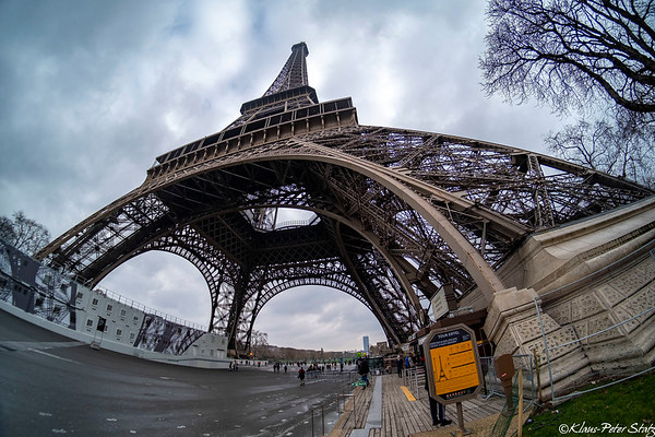 2- Eiffel Tower, Invalides