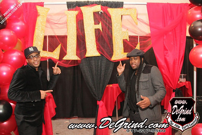 """L.I.F.E"" BIRTHDAY PARTY FOR HYPER LEON & MR. GROOVE."