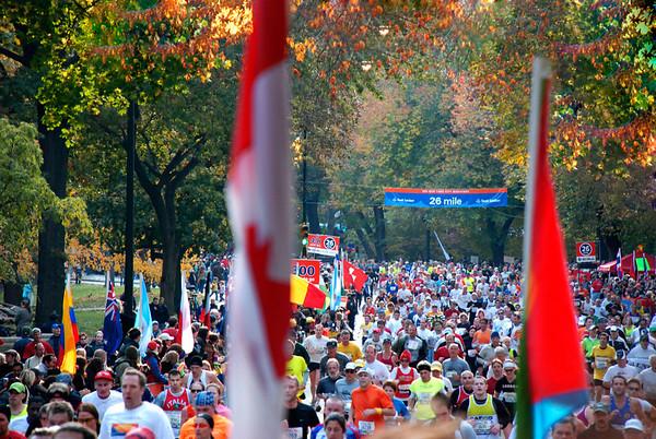 Marathon, NYC