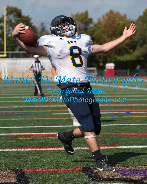 Shoreham-Wading River vs Babylon 9-19-15