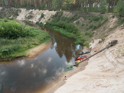 Lithuania - rivers and coast