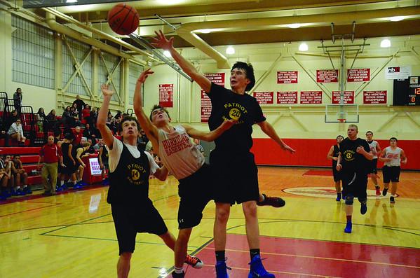 Hoosac Valley High School boys hoop