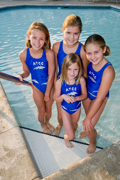 2008 ATCC Swim Team