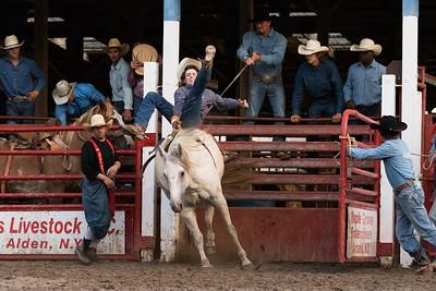 Attica Rodeo 2021