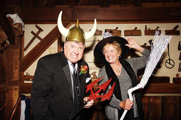 Todd & Meg's Wedding Photo Booth - October 31, 2009