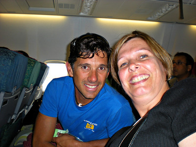 Vincent Tamariz Operation Smile Agadir Morocco 2008