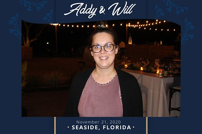 Addy and Will's Wedding-11/21/2020