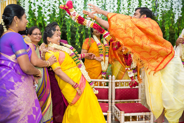 Vignesh Vaghula Appia Wedding