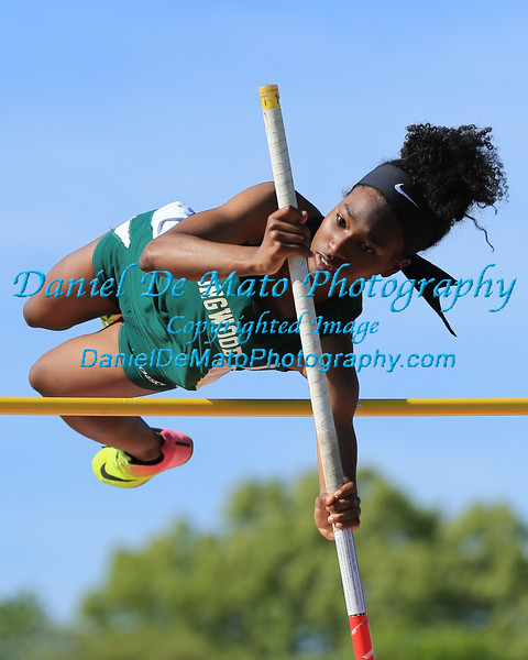Suffolk County Girls Track and Field Division Championship 5-22-18