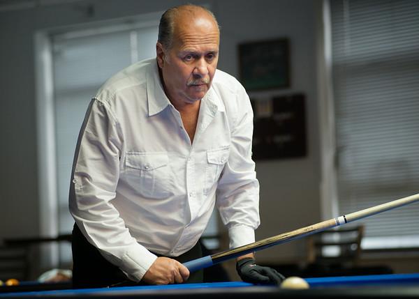 Amazin Billiards Dick Jaspers