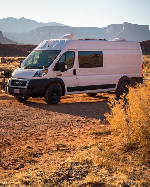 Thanksgiving 2020 Van Trip | Moab, Utah | All Images