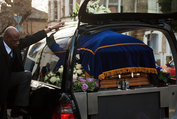 Serene Images Professional London Funeral Photography