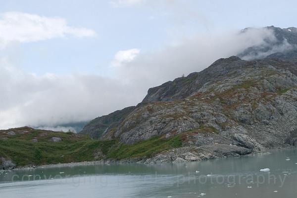 """Glacier Bay #2""  Alaska."