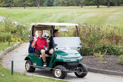 3. Golfing