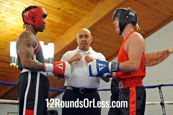 Bout 6 Lovell Sharpe, Burnside B.C. -vs- Justin Zehentbauer, Salem B.C. 178 lbs