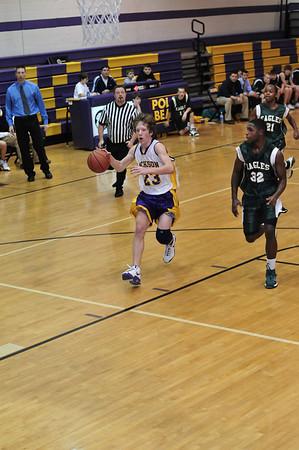 JMMS Purple Vs. Oakwood 2/10/09
