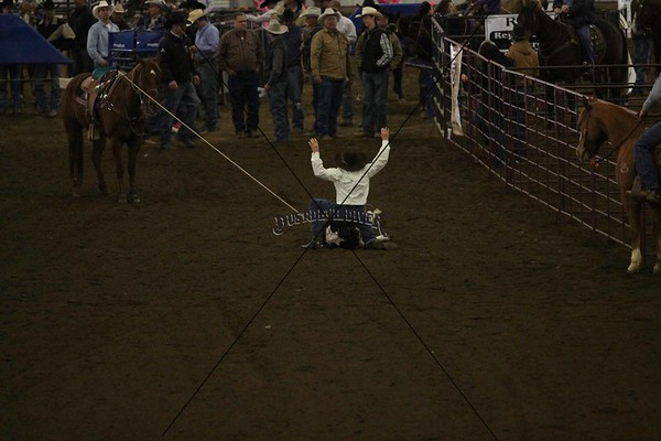 Hill Country Jr Rodeo 7 Roping