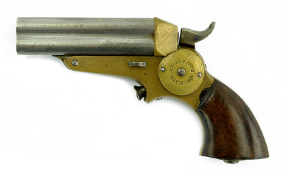 Starr Four Barrel Pepperbox Third Model (Collectors Firearms)