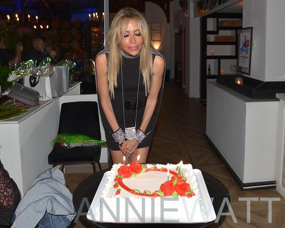 Feb 20, 2021 Lieba Nesis Birthday Celebration at Todd's in West Palm Beach