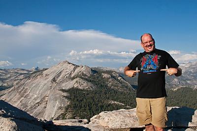 JMT 2013, Tuolomne to Yosemite Valley