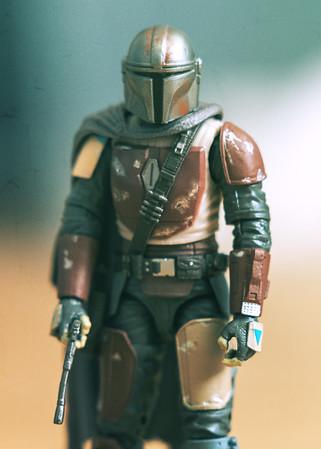 Star Wars (The Mandalorian)
