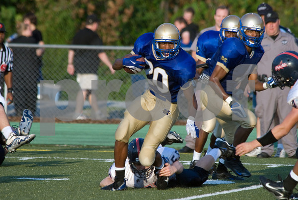 2007 McEachern vs Paulding County High School Football