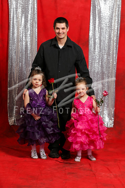 Dickinson Dance Mother-Son & Daddy-Daughter Dance 2-11-17