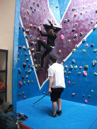 DISTRICT Climbing Course